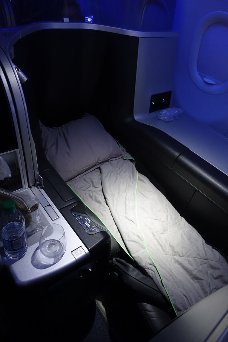 JetBlue Mint Flat Bed Review