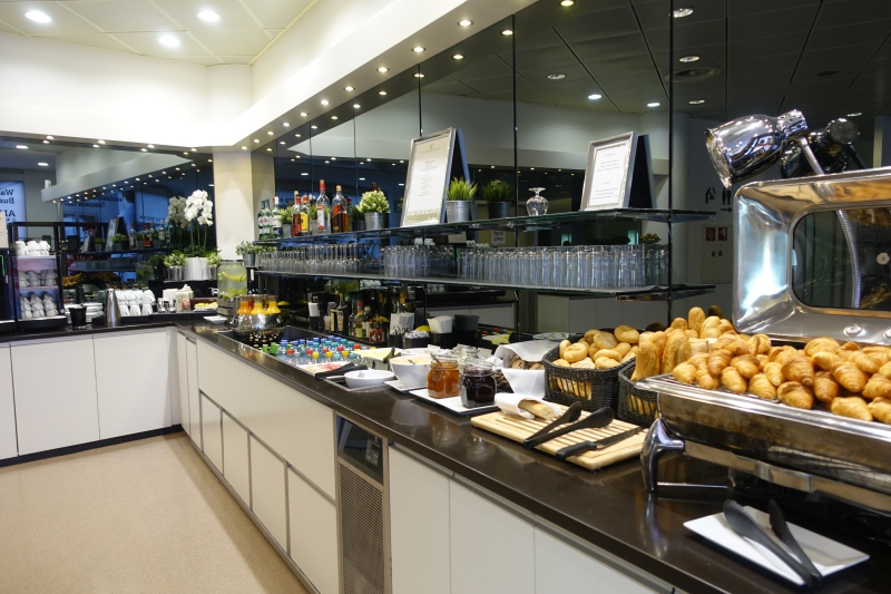 Review: Vienna Airport Jet Lounge, Priority Pass
