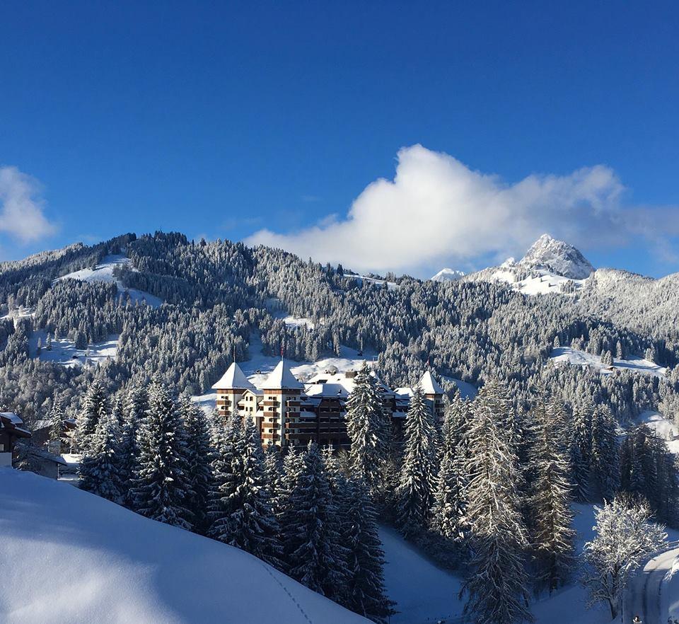 Alpina Gstaad, Switzerland