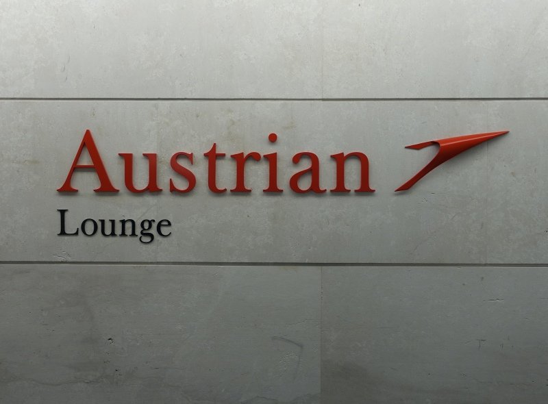 Austrian Airlines Business Class Lounge Review, VIE