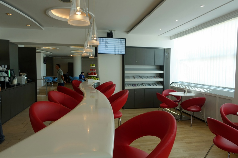 Review: Austrian Airlines Business Class Lounge, Vienna Airport