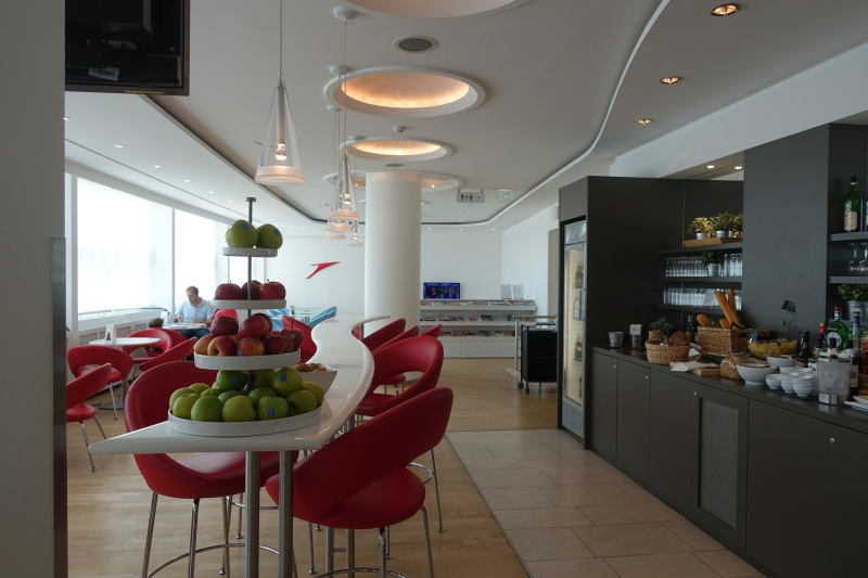 Austrian Airlines Business Class Lounge, VIE