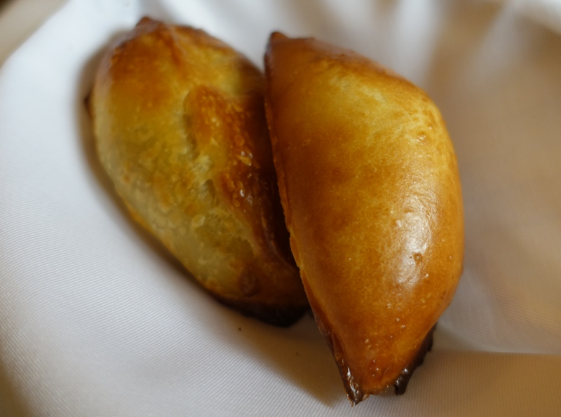 Traditional Russian Pirozhki, Dom, St. Petersburg, Russia Review