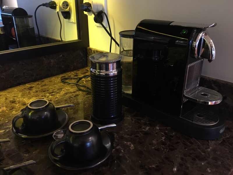 Nespresso Machine, Laucala Lounge Review, Nadi