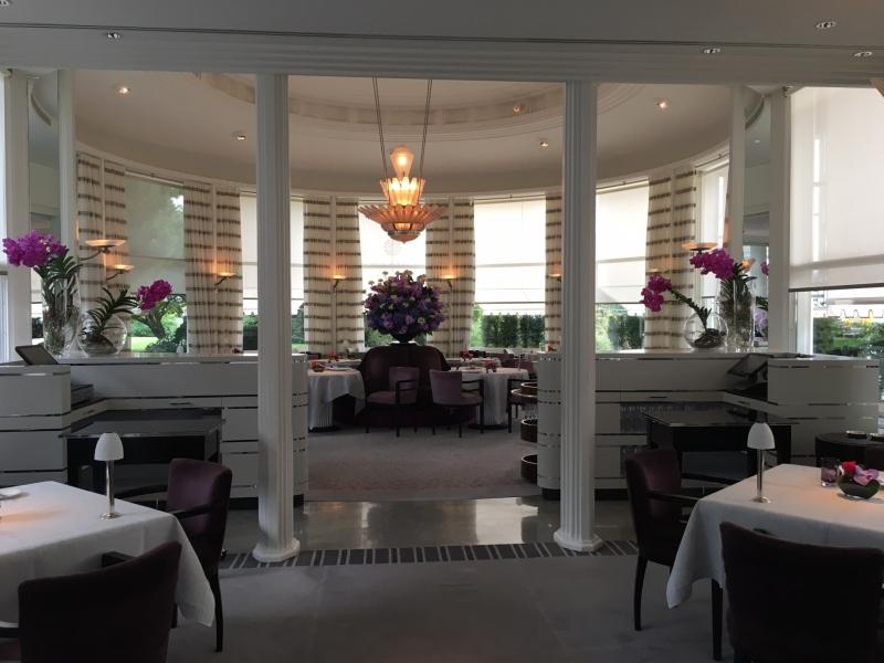 Michelin-Starred Restaurant