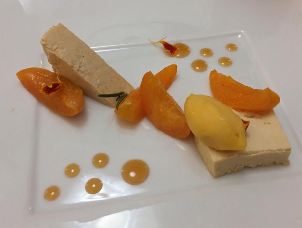 Dessert, La Table D'Edgard, Lausanne Palace, Switzerland