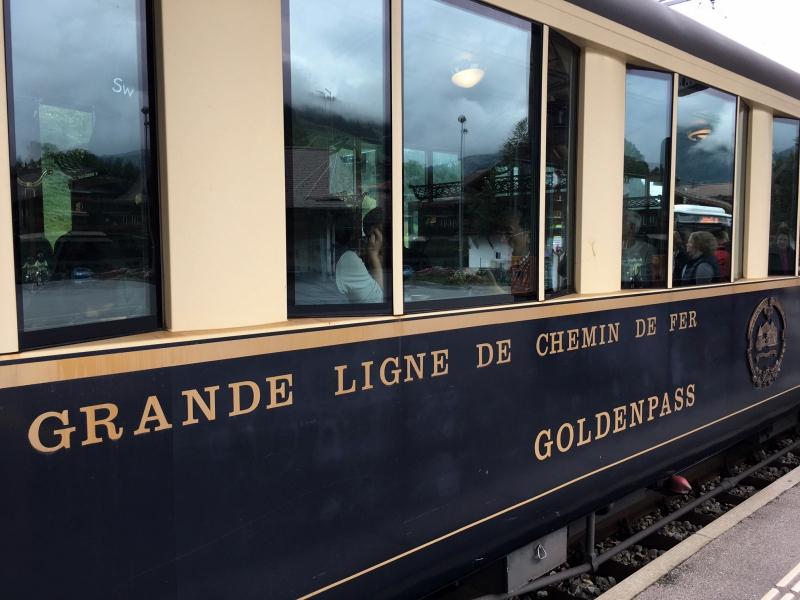 Golden Pass Train, Switzerland