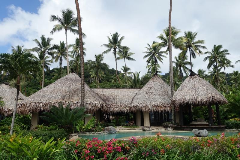 Laucala Plantation Villa