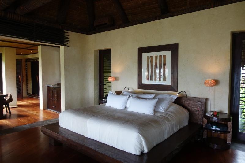 Laucala Plantation Villa King Bed