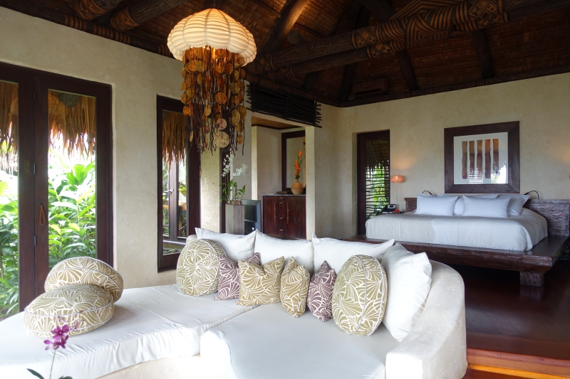 Laucala Plantation Villa Review