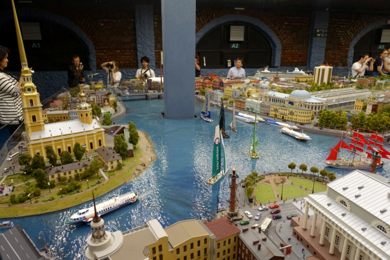 Review of Grand Maket Rossiya: Russia in Miniature