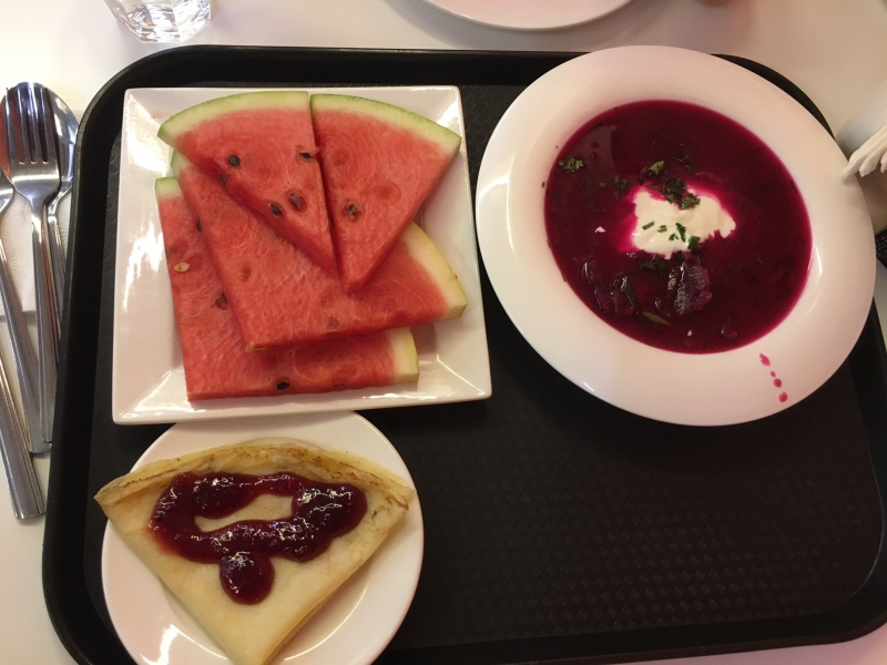 Grand Maket Rossiya Cafe Snack