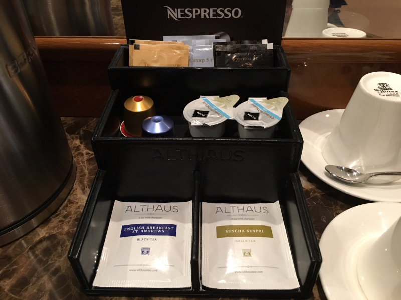 Nespresso Pods, Ritz-Carlton Moscow Review