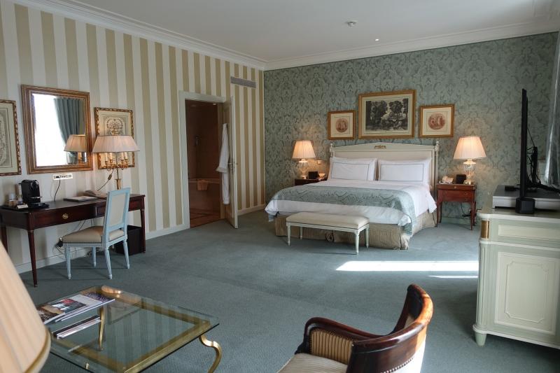 Junior Suite, Four Seasons Geneva Review