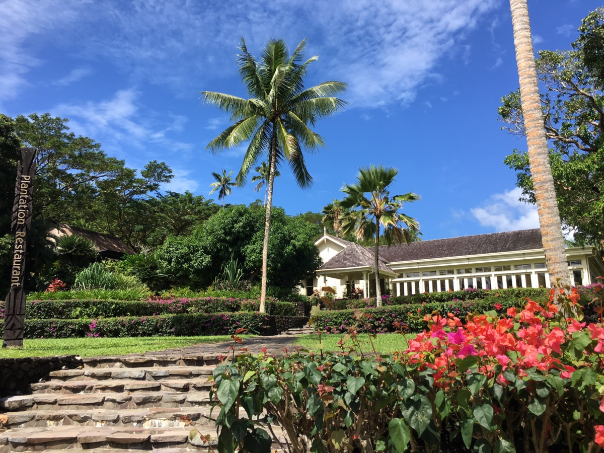 Review: Laucala Island Dining and Restaurants