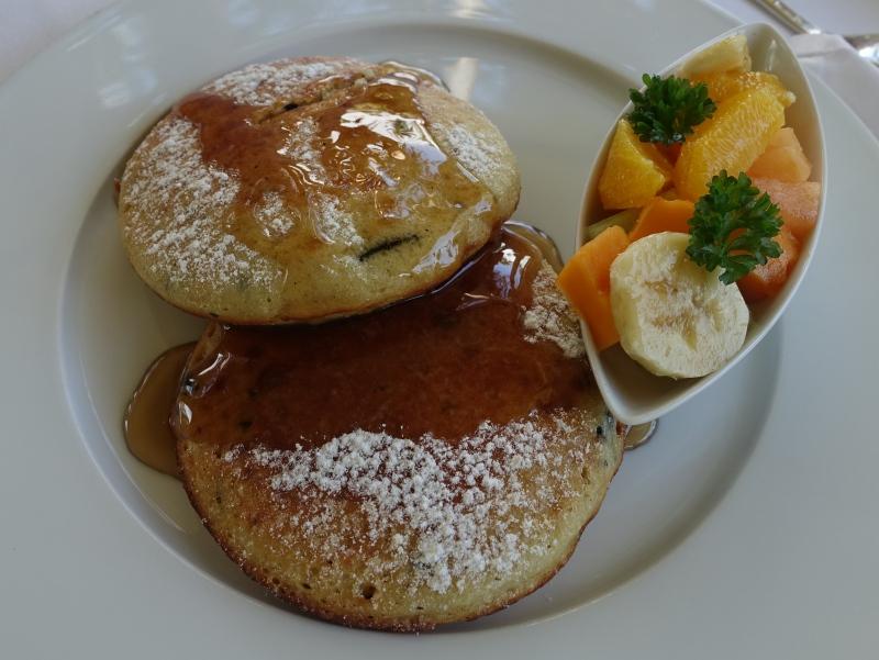 Pancakes, Laucala