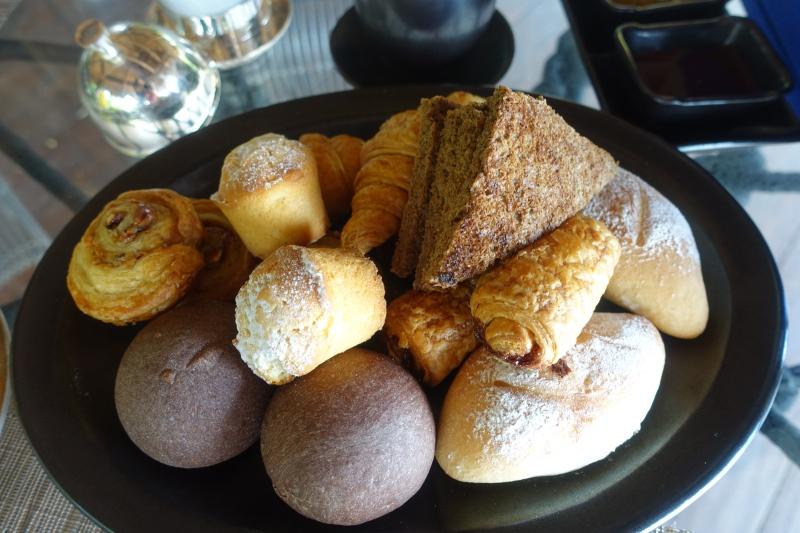 Pastries, Laucala Review