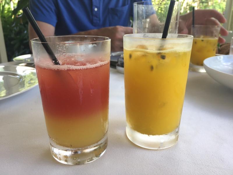 Fresh Squeezed Juices, Laucala