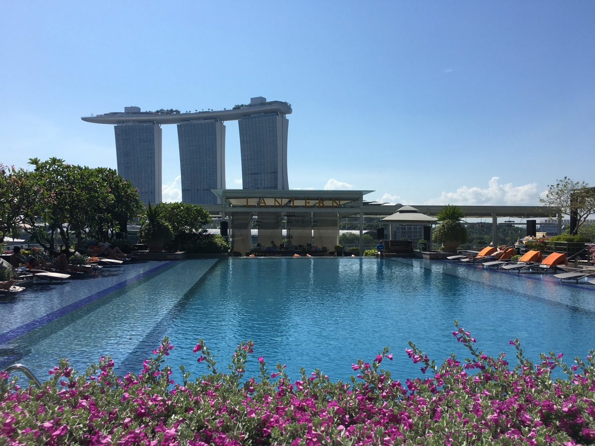 Review: The Fullerton Bay Hotel, Singapore