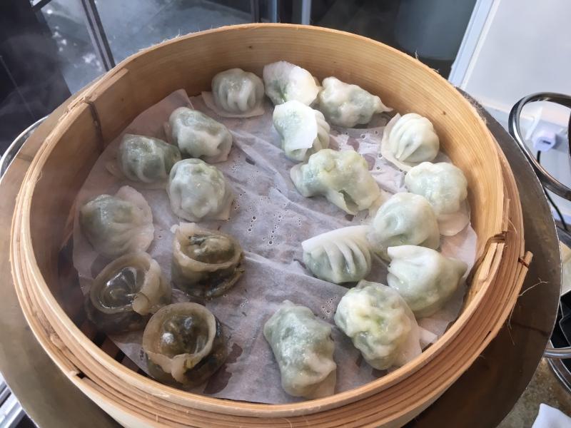 Dim Sum, The Fullerton Bay Singapore Breakfast Buffet Review