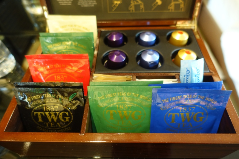 TWG Teas, The Fullerton Bay Singapore Review