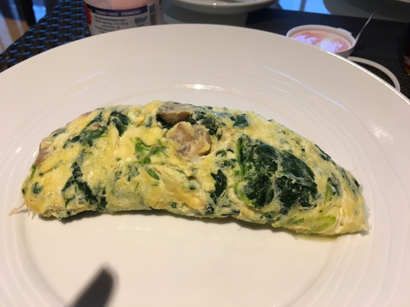 Omelet Cooked to Order, Lausanne Palace & Spa Breakfast