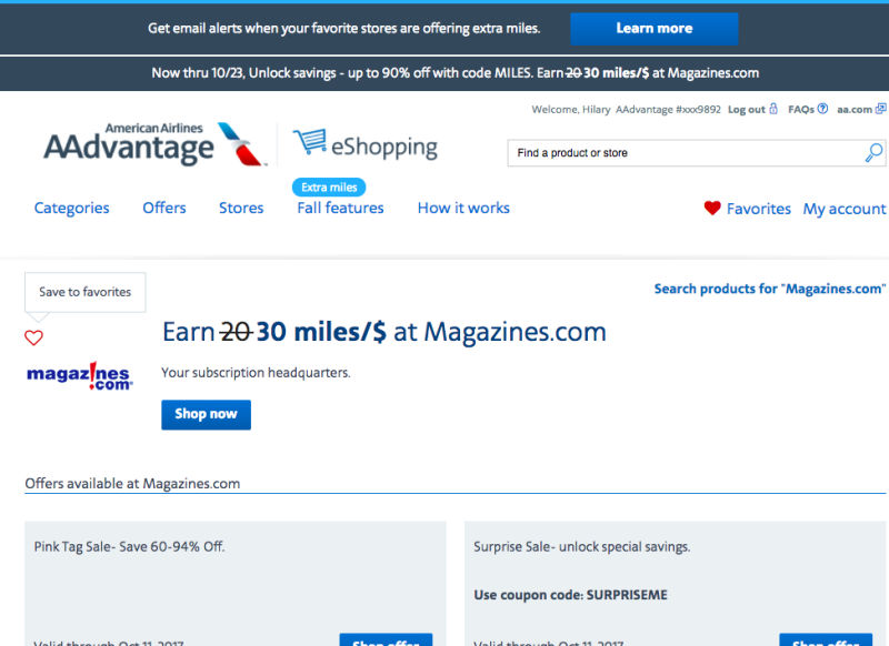 American Airlines just launched a new buy miles promotion — but there's a catch. AA is reducing the bonus every day of the day offer that's running from December On Thursday December 6, you can still score the maximum ,mile bonus.