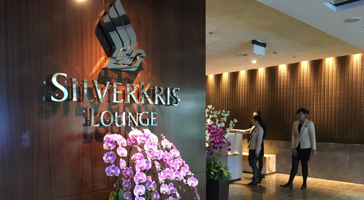 Singapore SilverKris Business Class Lounge Review, T3 Changi