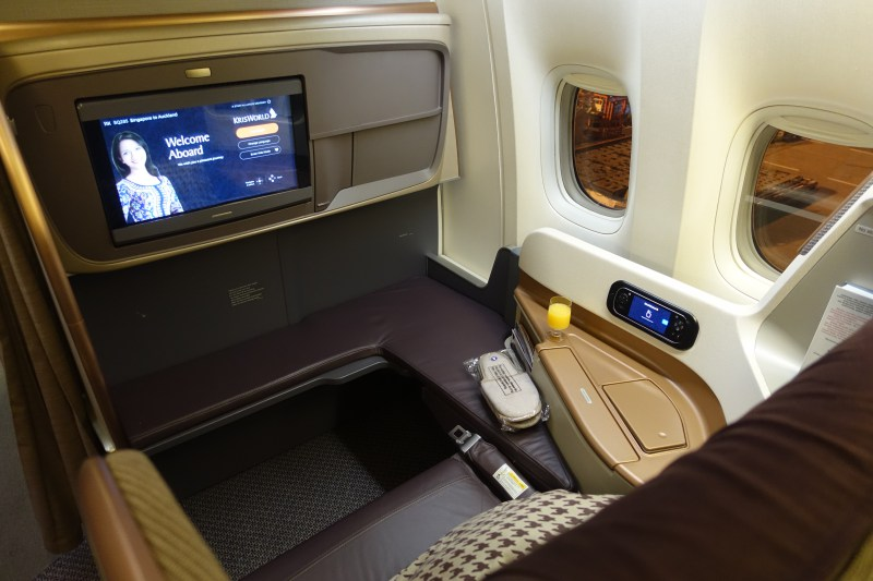 Review: Singapore Airlines Business Class 777-300ER