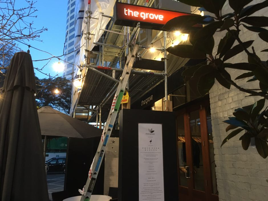 The Grove, St Patricks Square, Auckland Review