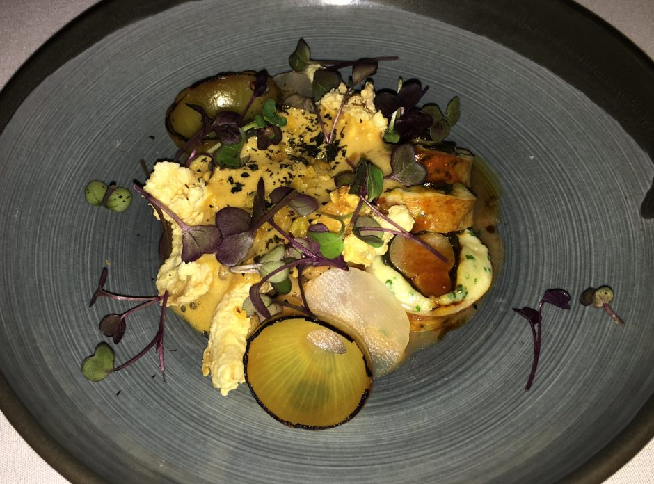 Wild Rabbit Main Course, The Grove, Auckland Review