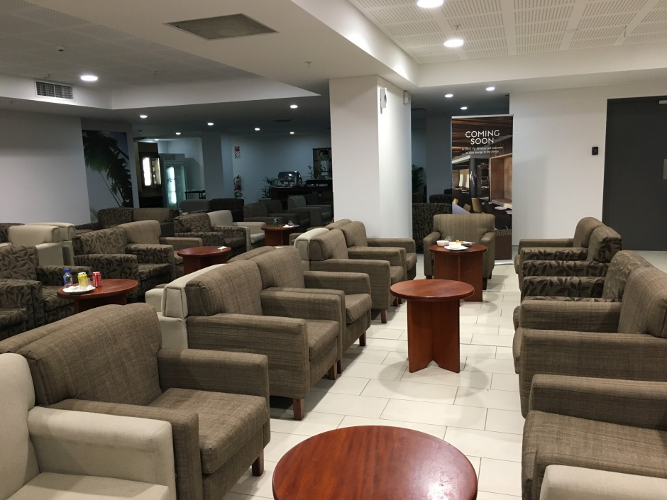 Review: Fiji Airways Lounge Nadi Airport