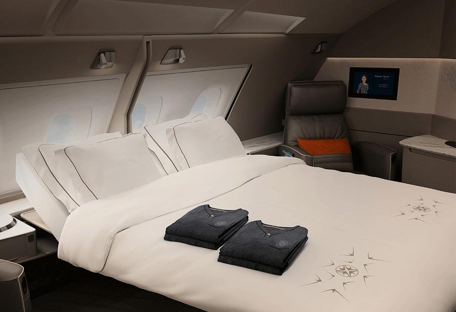 New Singapore Suites, A380