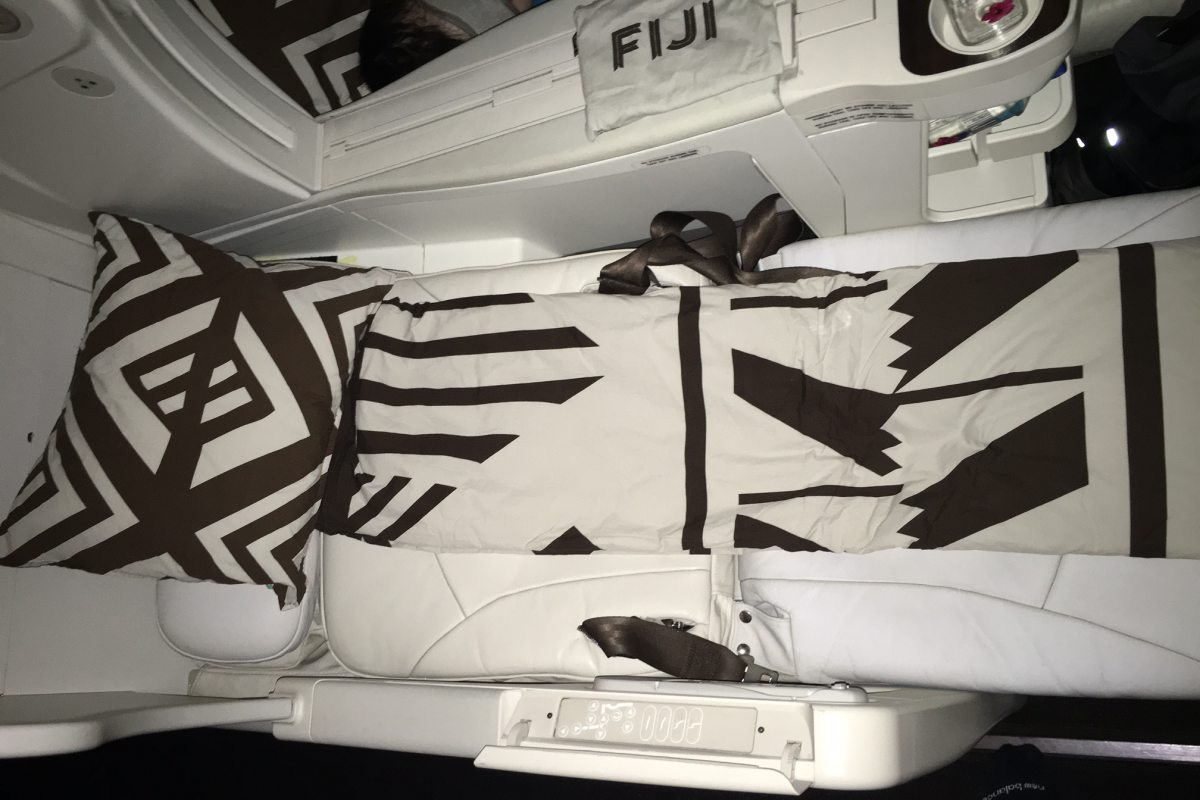 Review: Fiji Airways Business Class, A330-200