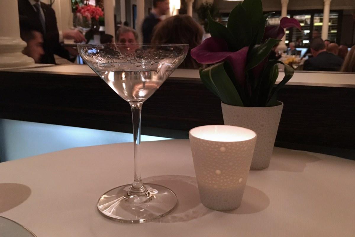 Martini, Daniel NYC Review