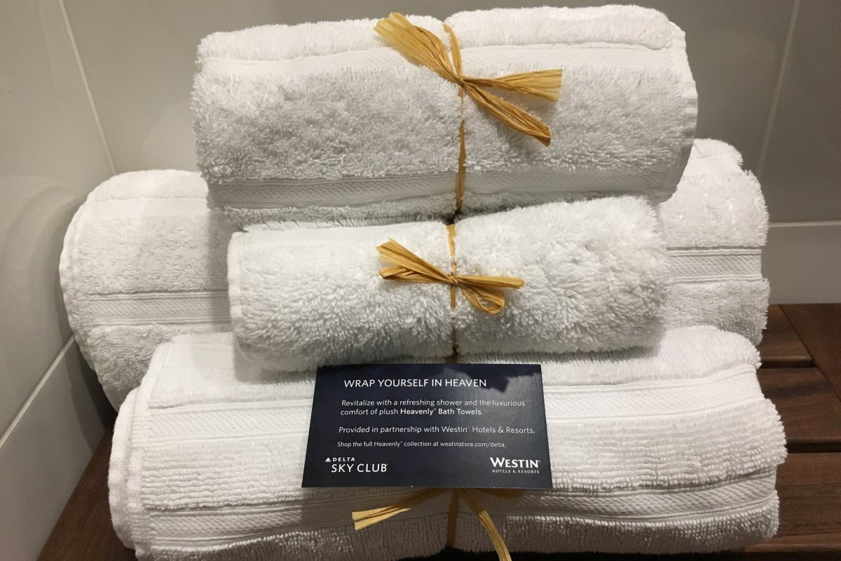 Westin Heavenly Bath Towels
