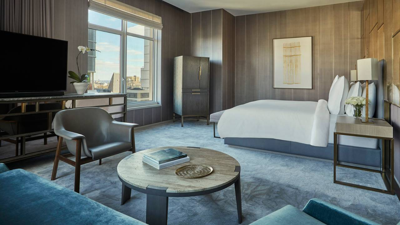 Four Seasons New York Downtown: 3rd Night Free + FSPP Benefits