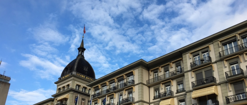 Review: Victoria-Jungfrau Grand Hotel & Spa, Interlaken