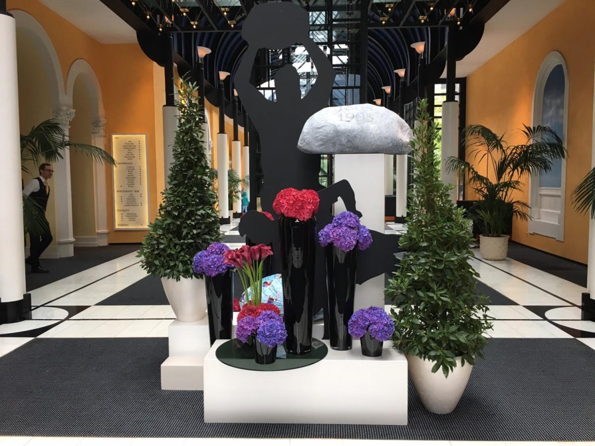 Lobby, Victoria-Jungfrau Grand Hotel & Spa Review