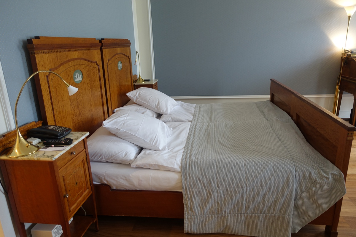 German Double Bed