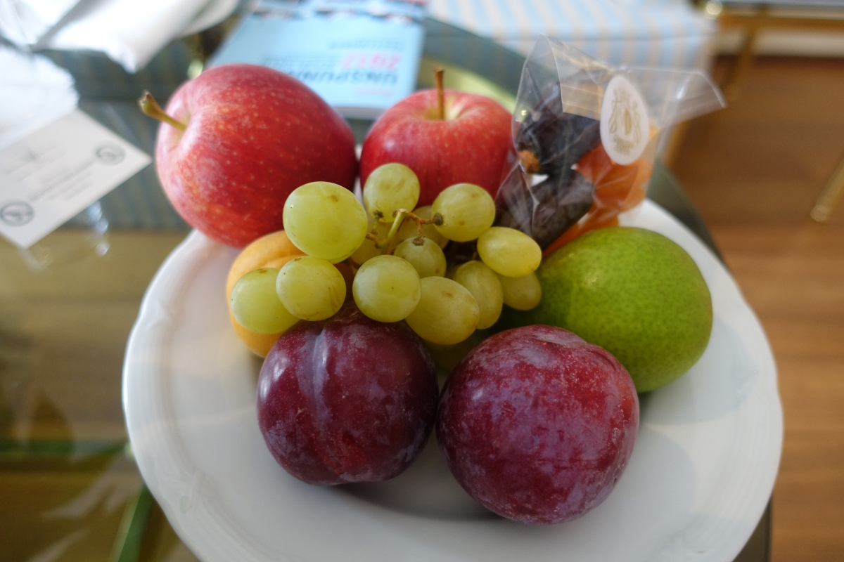 Fruit Welcome Amenity