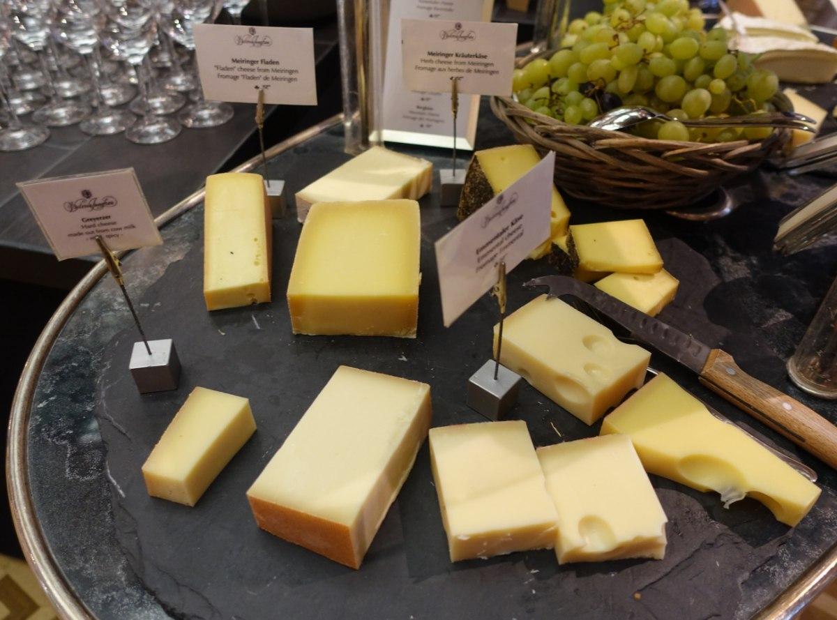 Alpine Cheese
