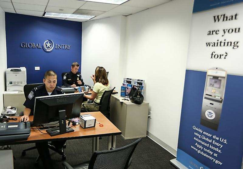 Global Entry: Interview on Arrival