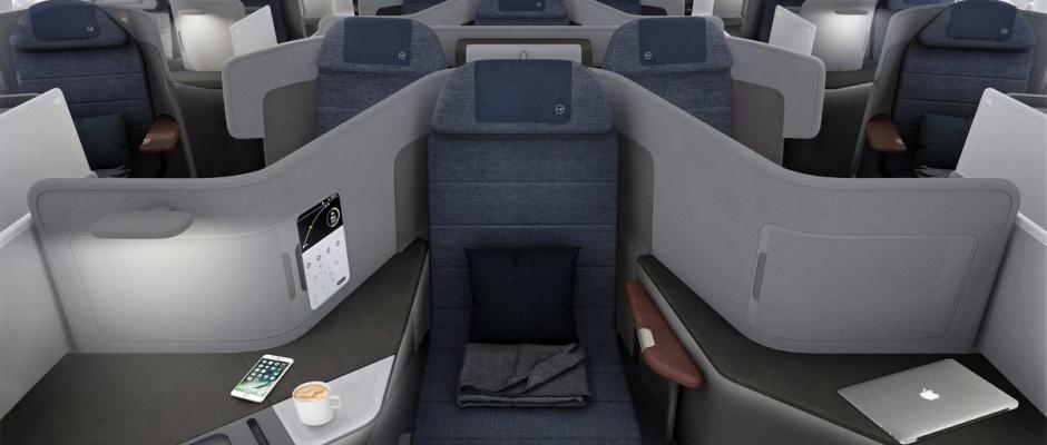 Lufthansa New Business Class 777-9