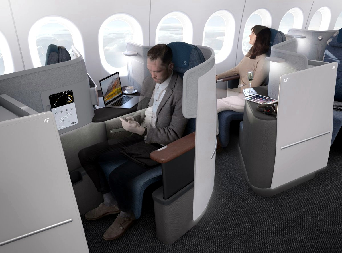 lufthansa new business class 777 9. Black Bedroom Furniture Sets. Home Design Ideas