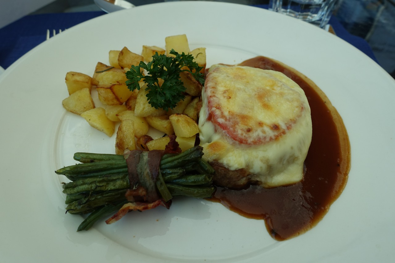 Jungfraujoch: Don't Bother Eating at the Restaurant