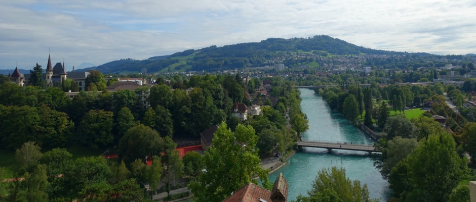Review: Bellevue Palace, Bern, Switzerland