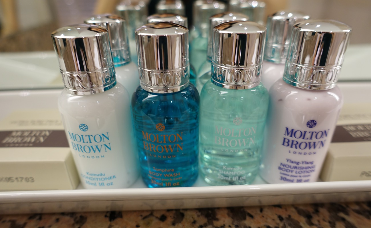 Molton Brown Bath Products, Bellevue Palace Review