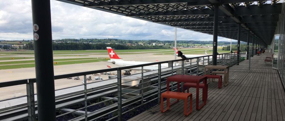 Review: Swiss Business Class Lounge Zurich, E Gates
