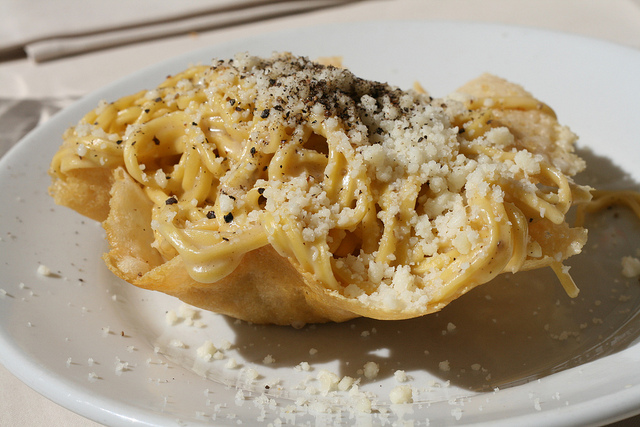 Delicious Italian fare, Rome